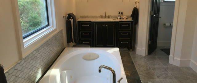 Small Bathroom Shower Remodeling Ideas Midlothian Va Mike Wilson Plumbing